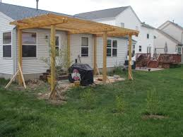 How To Build A Pergola Over A Patio by How To Build A Pergola Over A Patio Home Design Ideas And Pictures