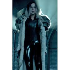 Selene Underworld Halloween Costume Underworld Blood Wars Coat Selene Fur Coat