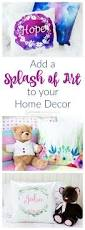 splash home decor 348 best crafts for teenagers images on pinterest teenagers