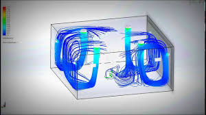 cfd simulation of air conditioning inside a surgical room youtube