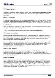 Paragraph Writing Worksheets En14para E3 F Writing Paragraphs 560x792 Jpg