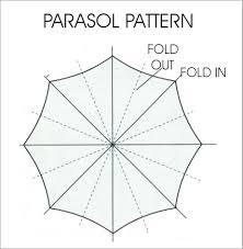 umbrella template jpg clip art library