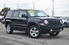 jeep patriot latitude 2011 2011 jeep patriot 4x4 latitude x 4dr suv in indianapolis in indy