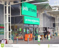 Shop At Home by Pets At Home Storefront Editorial Image Image 28008605