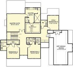 plan 23721jd traditional house plan with bonus room included
