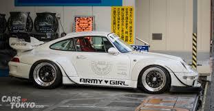 rwb porsche rwb porsche 911 993 cars of tokyo