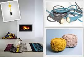 knitted home decor interior design trend design lovers blog