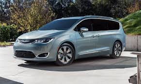 2016 chrysler pacifica grand voyager replacement appears in