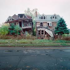 Modernday Houses Pic Detroit Modern Day Ghost Town Psfk