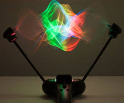 3d light show light show display