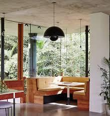 Breakfast Bench Nook Kitchen Nooks Robin Chell Design Kitchen Nook Linon Hand Tufted
