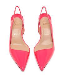 shoeniverse christian louboutin pink miss penniman patent leather