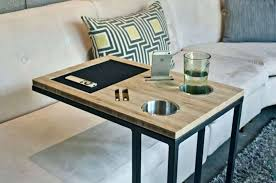 adjustable couch table tray trendy slide under sofa tray table sofa table uk coffee fabulous