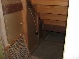 turtles and tails under stair storage under stair storage