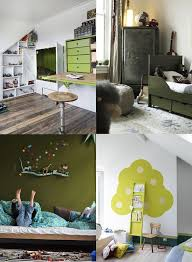 Best Room To Bloom Features Images On Pinterest Childrens - Green childrens bedroom ideas