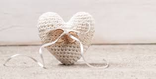 Wedding Ring Holder by Wedding Rings Pillow Engagement Ring Holder Heart Bearer Crochet