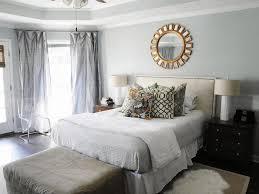 Porcelain Blue Rug Bedroom Organization Tips Dark Brown Wooden Bed Frame Contemporary