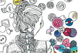 10 livres de coloriage pour adultes  Coup de Pouce