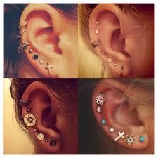 ear piercing earrings ear piercings i want them so badly piercing s