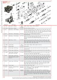 massey ferguson hydraulic pumps page 282 sparex parts lists