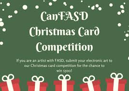 canfasd christmas card contest the prevention conversation a