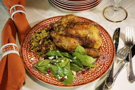 for smaller dinners cornish hens are a big reward