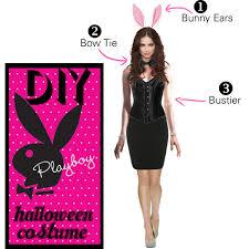 Playboy Bunny Costume Halloween Diy Halloween Costume Playboy Bunny Polyvore