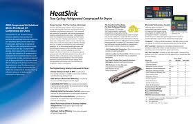 zeks heatsink 150 compressed air equipment