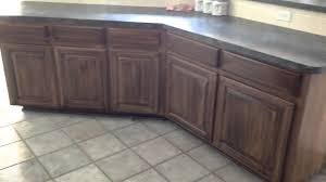 masters gel stain kitchen cabinets re stain shade glaze kitchen cabinets completed masters gel stain