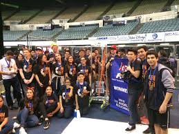 Sater by Robotics Wins Los Angeles Regional Championship Advances To