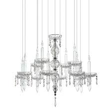 Black Traditional Chandelier Traditional Chandelier Crystal Polished Stainless Steel