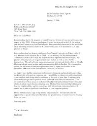 cover letter examples of good covering letters for job