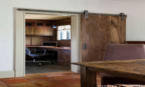 Barn Door On Bathroom by Barn Door Ideas Barn Doors Bring Rustic Simplicity To The