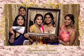 Wedding Photobooth Toronto Tamil Wedding Photo Booth Rental At Chandni Banquet Hall