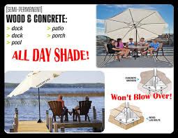 Umbrella Pole Extender by Morshade Ms180neu Rugged 180 Portable Sports U0026 Beach Umbrella