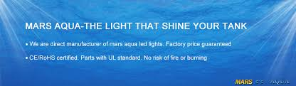 marsaqua dimmable 300w led aquarium light spectrum reef coral