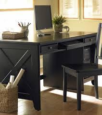 black desk with hutch sauder desk with hutch lustwithalaugh design black writing desk