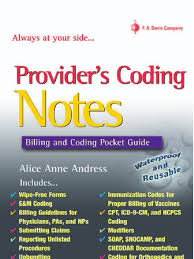 coding notes billing coding pocket guide palliative care cheque