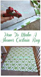 Painting Fabric Curtains 32 Brilliant Diy Rugs You Can Make Today Project Ideas