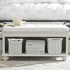 impressive bed foot bench with storage storage bench for foot of