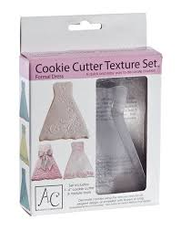 wedding cookie cutters emejing wedding dress cookie cutters pictures styles ideas