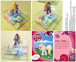 Mlp Blind Bag Pixel Coder Custom Blind Bag W Collector Card By Omgwtflols On