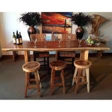 rustic pub tables hayneedle