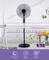 Quiet Cooling Fan For Bedroom by Air Cooling 18 Inch Elegant Design Parts Pedestal Stand Fan Buy