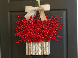 Christmas Outside Door Decorations by Pleasant Christmas Outdoor Home Decoration Showing Harmonious