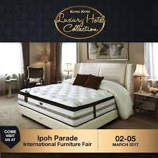 King Koil Sofa by King Koil International Furniture Fair Ipoh Prade Home