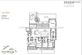 nassim park residences site u0026 floor plan singapore luxurious