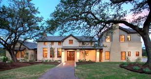 hill country rustic house plans
