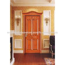 Solid Wooden Exterior Doors China Solid Wooden Exterior Door For Villa Or Apartment On Global