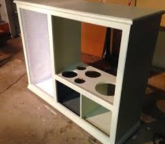 Tv Cabinet Kids Kitchen It Was Just An Old Tv Cabinet Until They Transformed It Into This